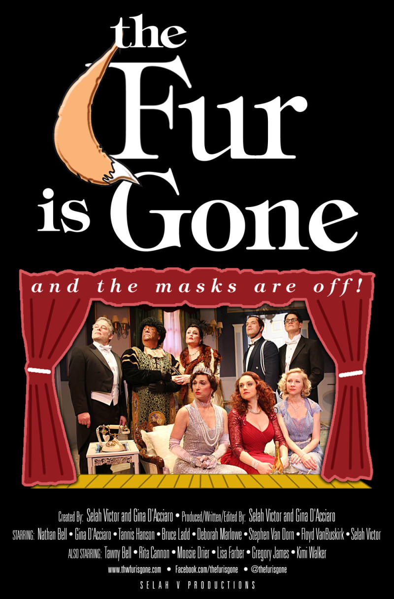 Season 3 of The Fur Is Gone