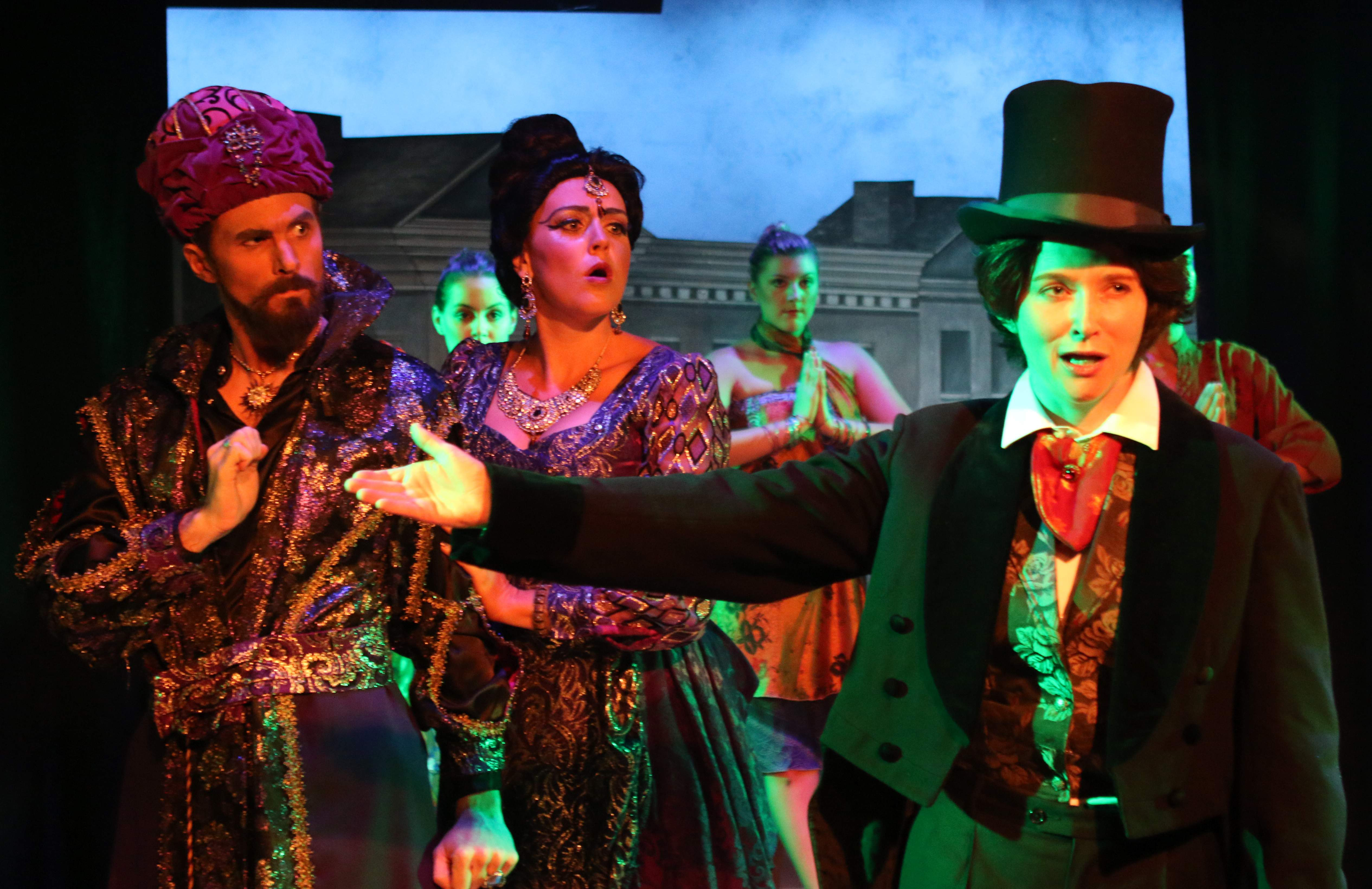 Reviews for EDWIN DROOD!