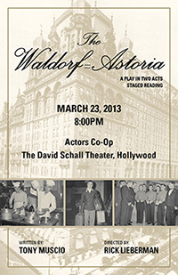 The Waldorf=Astoria