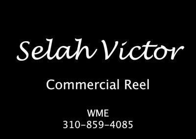 COMMERCIAL VOICEOVER REEL