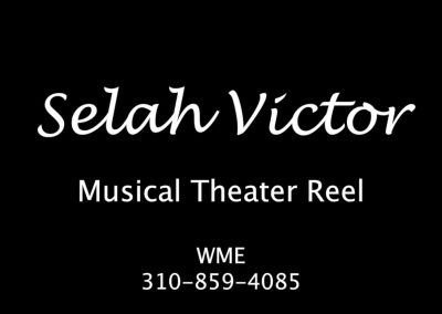 MUSICAL THEATER REEL