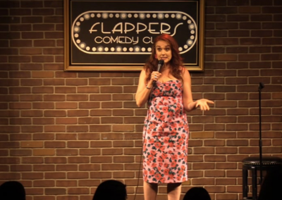 Flappers Comedy Club – Pretty Funny Women Showcase 4-25-19