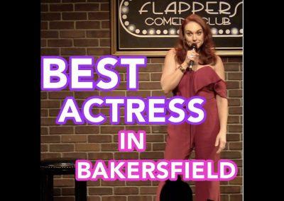 Best Actress in Bakersfield