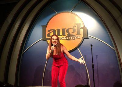 Selah at the Laugh Factory